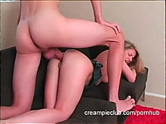 Homegrowncreampies anita blue wants a creampie