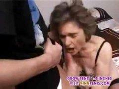 ציצים גדולים סבתות שעירות הרדקור מבוגרות