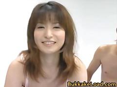 Azjaci Laski Bukkake Hardkor Japończycy