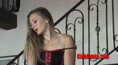 חובבניות בלונדיניות מילפיות הצלפות צעירות