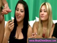 Amateur Cfnm Female domination Group Handjob