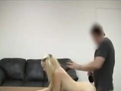 Blonde Tsupa Pinutukan Sa Mukha Tamod Dinidilaan