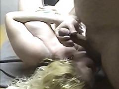Büyük Göğüsler Oral Seks Sarışın