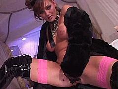 מגפיים ברונטיות חליפות גומי פוסי סולו