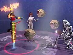 3D Crtić Fantazija Tun Animacija