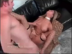 August fucked on the couch