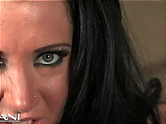 Jayden jaymes has her first rocker orgasm!