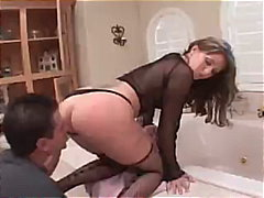 Anaal Babe Pijpen Brunette Dubbele Penetratie