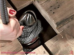 Lorelei lee locks her husband away in chastity and fucks another man