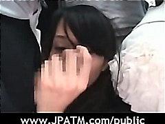 آسيوى طيز تعرى علناً يابانيات خارج المنزل
