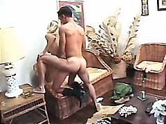 ანალური ბრაზილიელი ქალი - პუმა