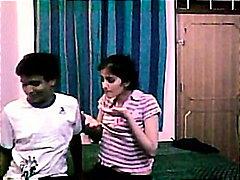 زوجان أفلام منزلية هنديات طلاب مراهقات