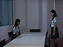Aziātu Lesbietes