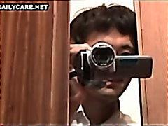 Азиски Јапонско Зрели за секс Учителка