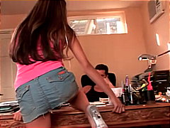 Cute teen michelle maylene fucked hard