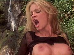 Louras Broches Casais Ao Ar Livre Estrelas Porno