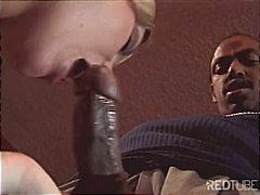 Blondinka Fafanje Par Medrasni Seks