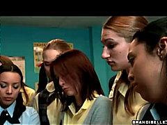 מציצות זיון במעגל נקודת מבט בית ספר צעירות