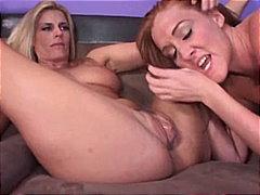Blondynki Lesbijki Masturbowanie Ogolone Pocałunki