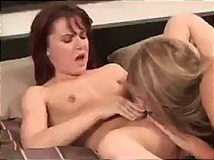 69 Amatir Rambut pirang Hardcore Lesbian