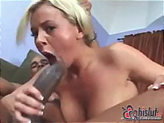 Bree olson fucked and creampie by huge black cock