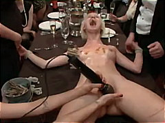 The dinner party (fucking intense)