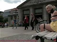 Blondid Sidumine Domineerimine Fetiš Perversne