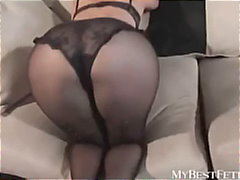 Peitos Grandes Fetish Lingerie Collants Softcore