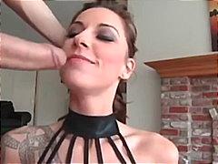 Mamada Morenes Correguda Facial Oral