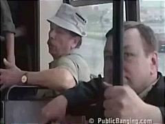 ברונטיות באוטובוס