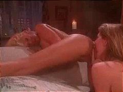 Janine lindemulder & jill kelly: romantic licking lesbians