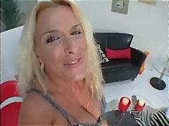 Šikna Blondinės Oralinis Seksas Spermos Šaudymas Sperma Ant Veido