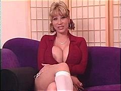 Mamada Cowgirl Mare Que M'agradaría Follar Pornstar Ajustat