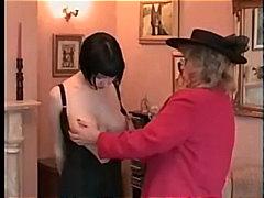Brunetter Fetish Lesbiske Undertøj Stuepige