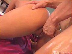 Oralinis Seksas Spermos Šaudymas Giliai Į Gerklę Ant Veido Sperma Ant Veido