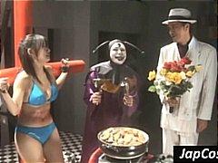 אסיאתיות פטיש יפניות