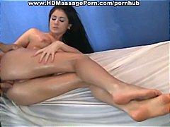 Rassidevaheline Massaaž Orgasm Kõhn Väiksed Rinnad