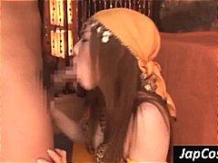 אסיאתיות מציצות פטיש שעירות יפניות