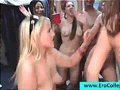 חובבניות לומדים ביחד מסיבה צעירות צעירות