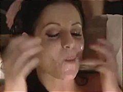 Seks Analny Dupy Brunetki Bukkake Wewnętrzny Wytrysk