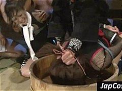 Азиски Мазохизам Робување Јапонско Роб