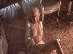 Blondiner Bondage Kendte Pirring Stramme Kusser