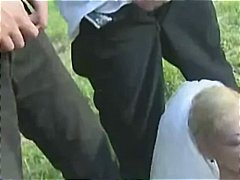 Blondid Suhuvõtmine Seemnepurse Gangbang Pihkupeksmine