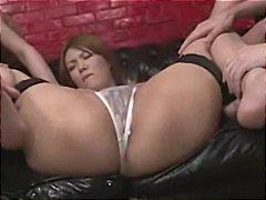 Asiático Hardcore Japonés Vulva Juguetes