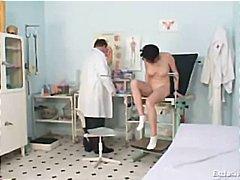 כוסיות מוזר צ'כיות רופא סטיות