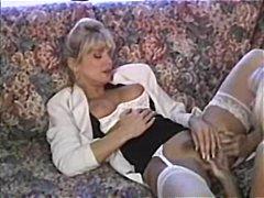Blond Sex Sofaen Fetisj Hårete Hardporno