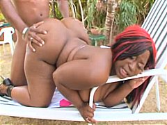 Gordas Deliciosas Negro Chupando