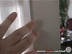 חובבניות מצלמה נסתרת אצבעות