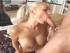 Trina michaels, busty blonde hard anal