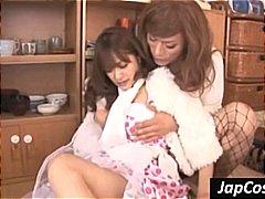 אסיאתיות גרבי רשת יפניות ליקוק ציצים
